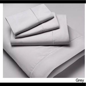 MicroFiber King Sheet Set Ultra Soft No-Wrinkle